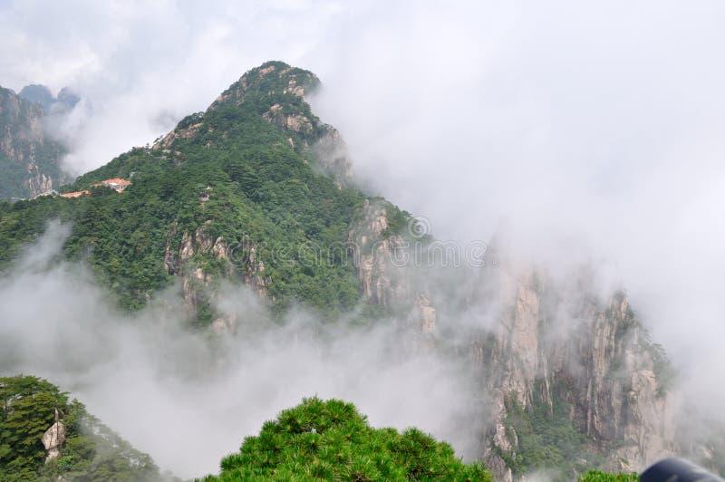 Support Huangshan photos libres de droits
