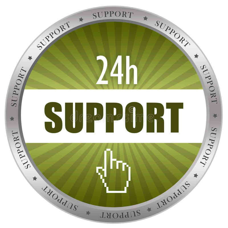 Support Icon Stock Image