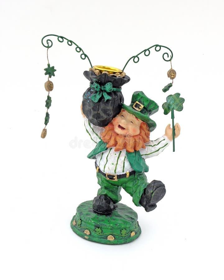 Support Irlandais De Chandelier Images stock