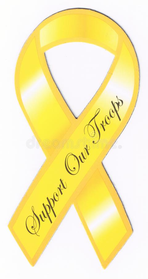 Download Support Our Troops Refrigerator Magnet Stock Photography - Image: 17183832