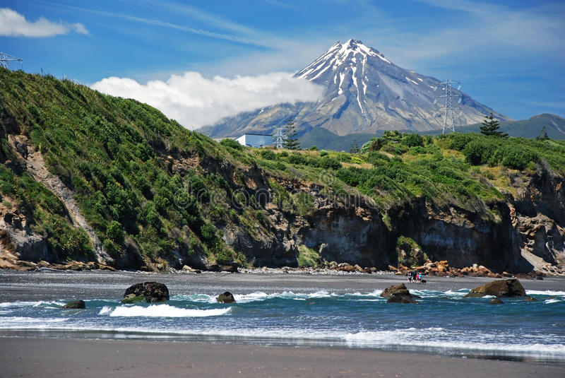Support Taranaki images libres de droits