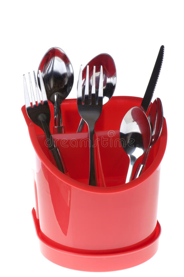 Download Support for utensil stock photo. Image of silverware - 14854780
