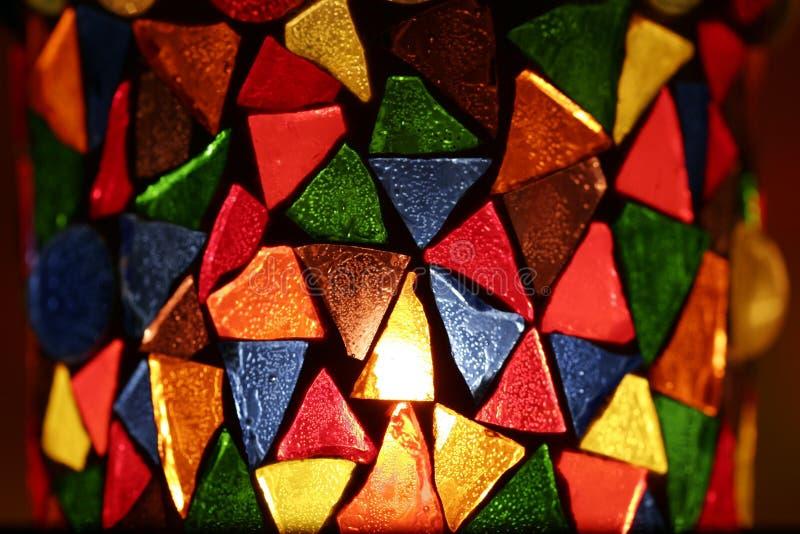 Supporto di candela decorativo fotografia stock libera da diritti