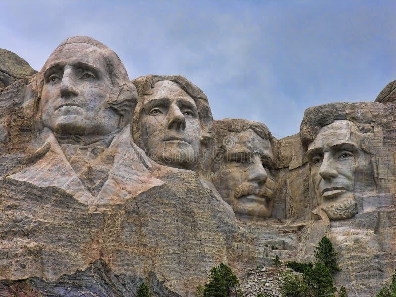 Supporto Rushmore, il Dakota del Sud immagine stock libera da diritti