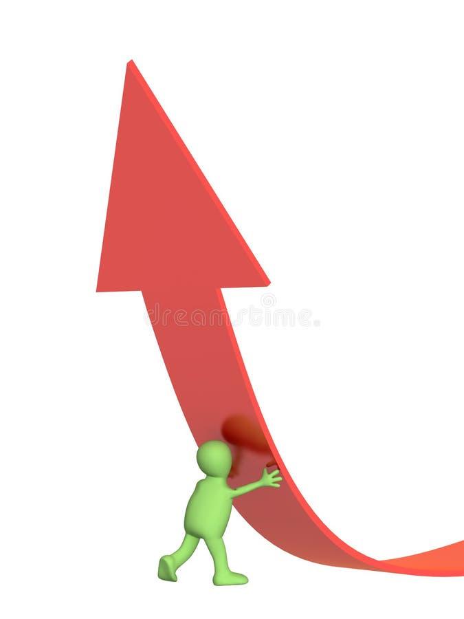 Download Suppot stock de ilustración. Ilustración de gente, crecimiento - 7288012