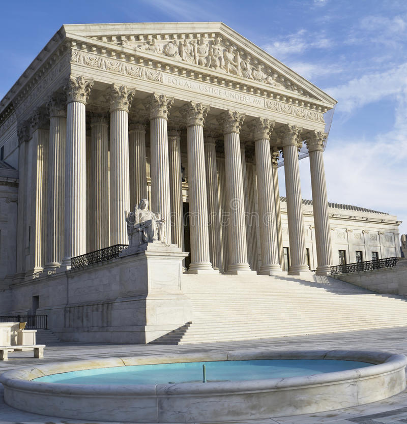 Free Supreme Court Royalty Free Stock Photography - 25047257