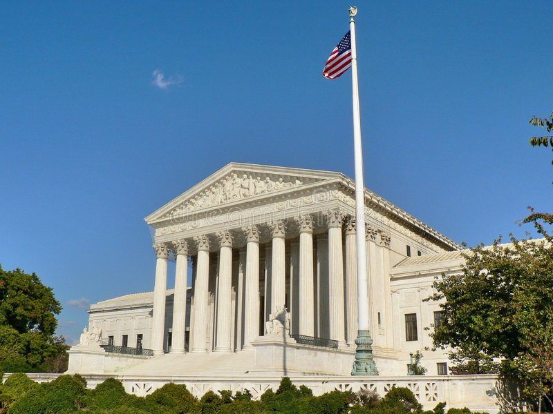 Download Supreme Court stock photo. Image of justices, democracy - 4261622