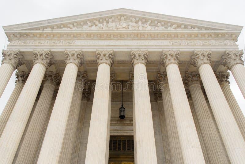 Supreme Court Building - Washington, DC stock photos
