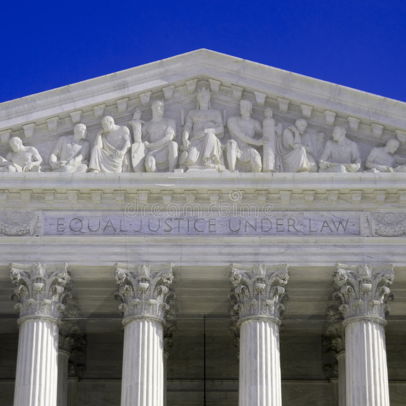 Download Supreme Court Facade stock photo. Image of judge, federal - 7901348
