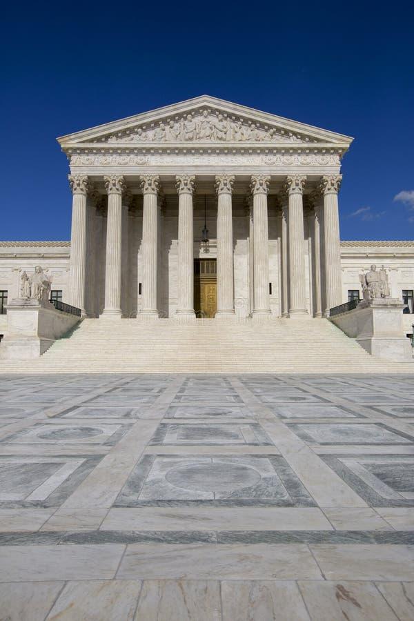 The Supreme courthouse. stock photos