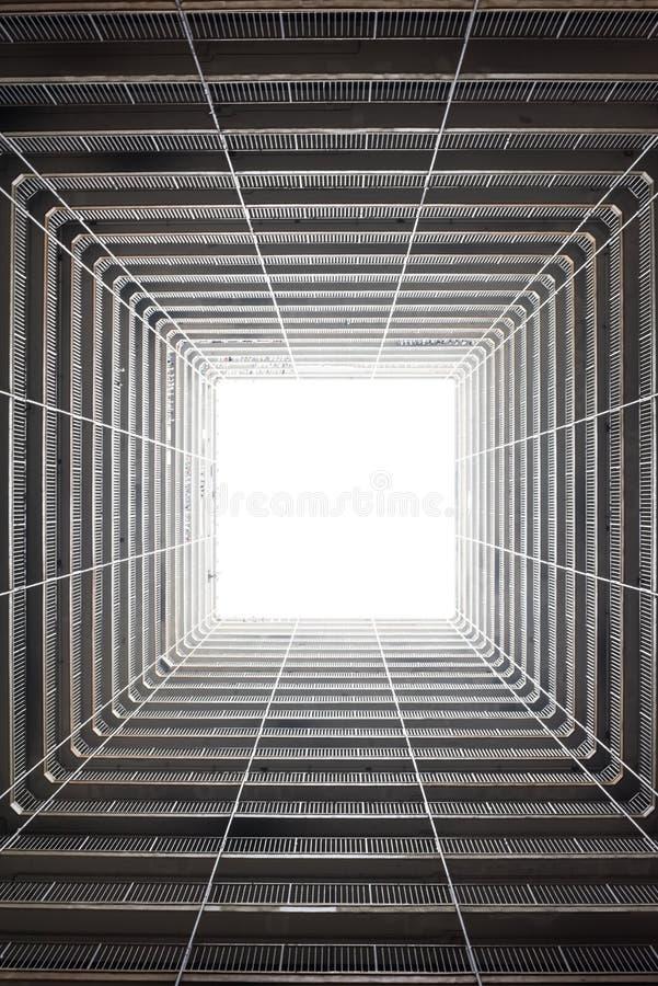 Suqare大厦查寻 免版税图库摄影