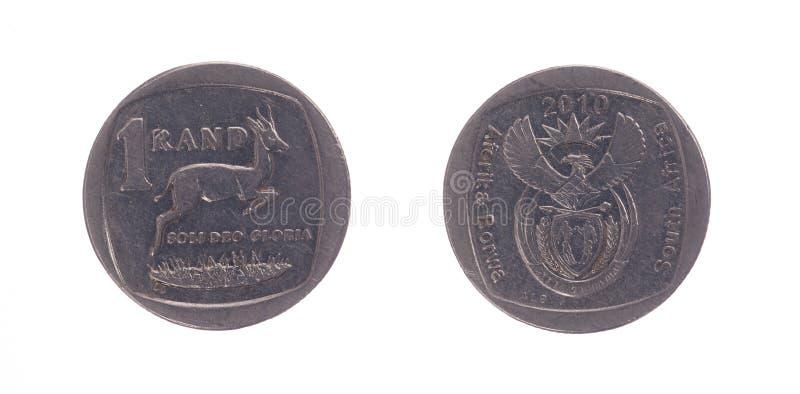 Download Suráfrica un Rand Coin imagen de archivo. Imagen de rico - 41918529