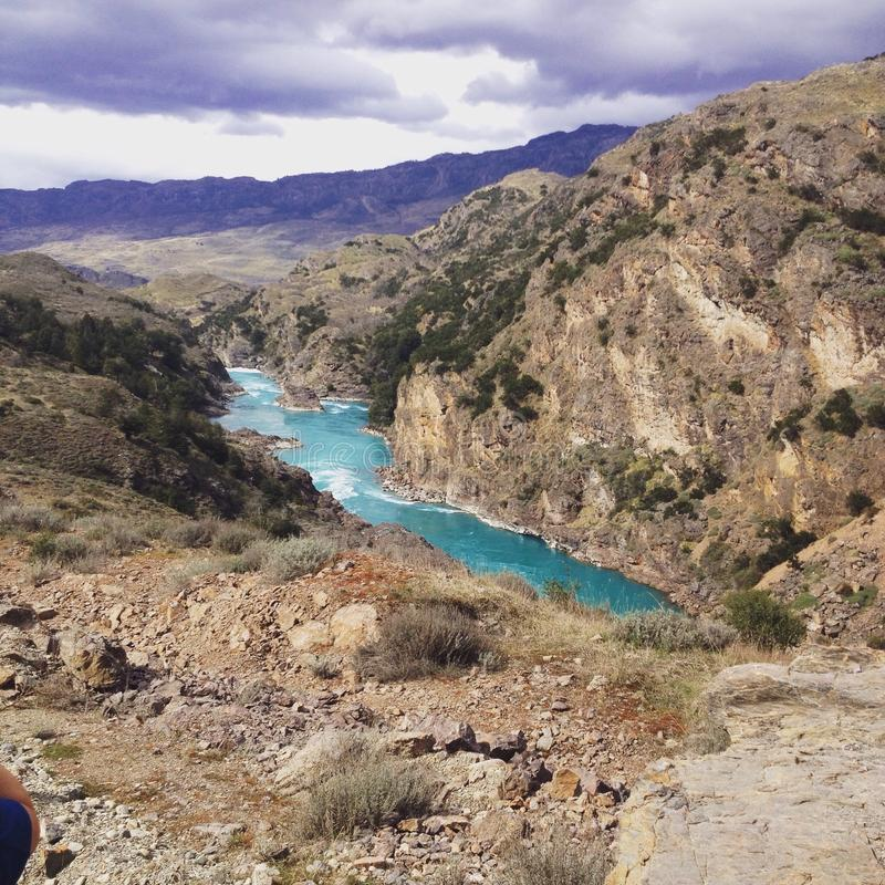 Sur de Χιλή στοκ εικόνα με δικαίωμα ελεύθερης χρήσης