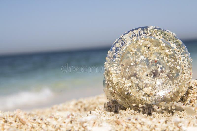 Sur la plage II photos stock