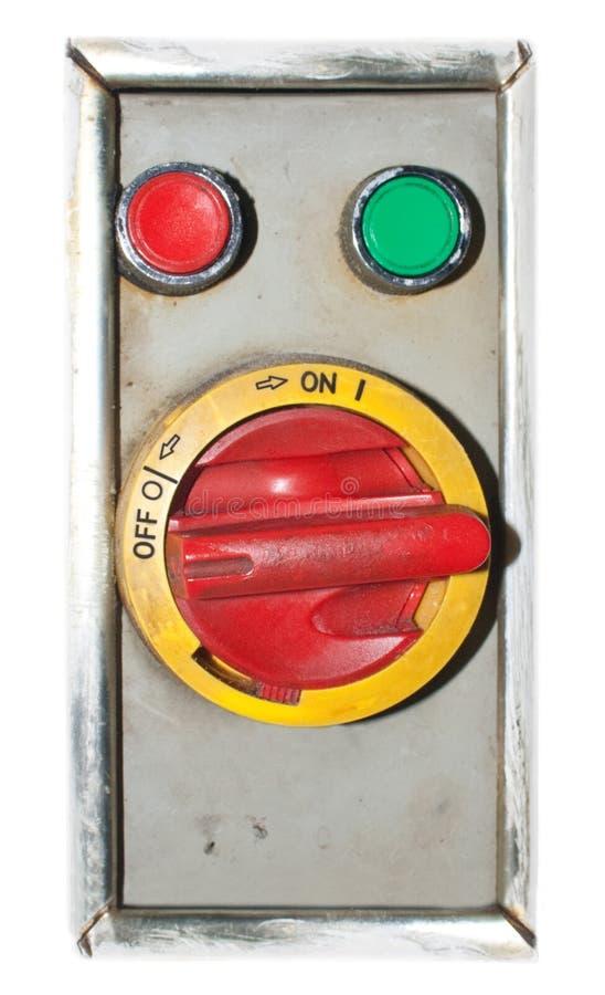 Sur outre des boutons photos libres de droits