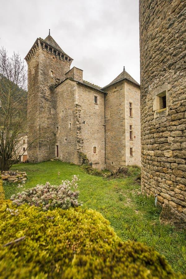 Sur Tartaronne de Saint Saturnin, França imagens de stock royalty free