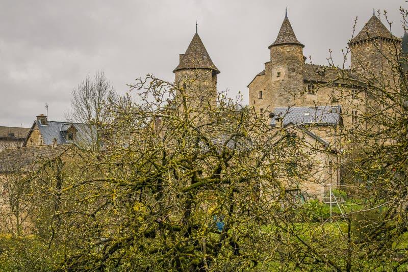 Sur Tartaronne de Saint Saturnin, França fotos de stock