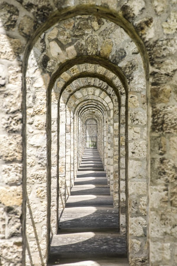 Sur Yonne Pont Стоковая Фотография
