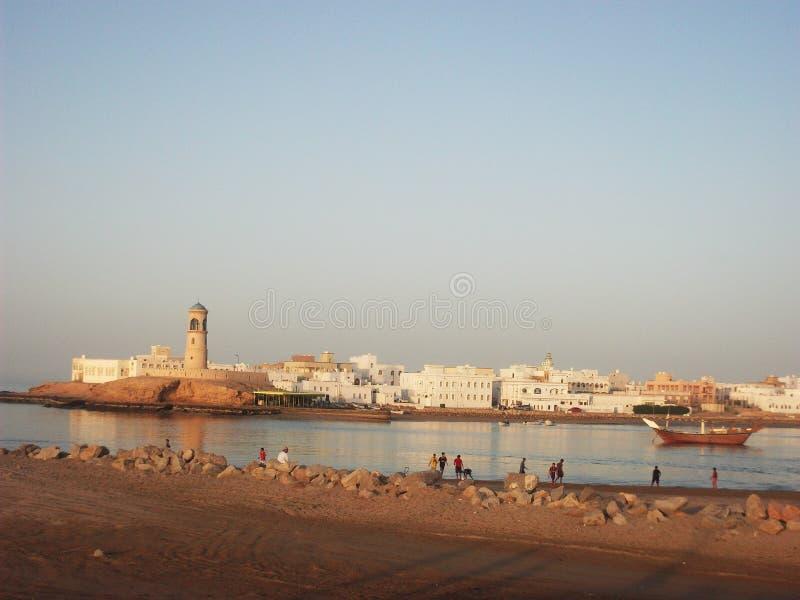 Sura, Oman zdjęcia stock