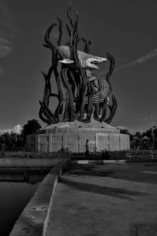 Surabaya parkerar fotografering för bildbyråer