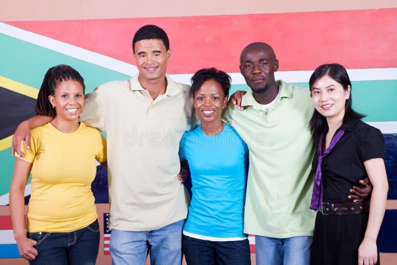 Surafricano foto de archivo