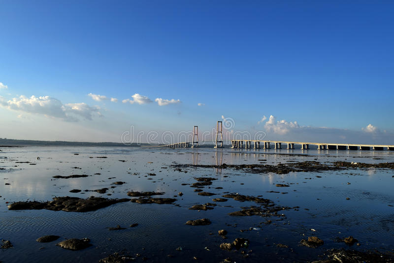 Download Suramadu Most Surabaya Indonezja Zdjęcie Stock - Obraz złożonej z szeroki, cara: 57666582