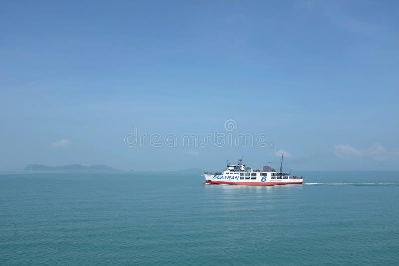 Suratthani Koh Seatran phangan стоковое изображение rf