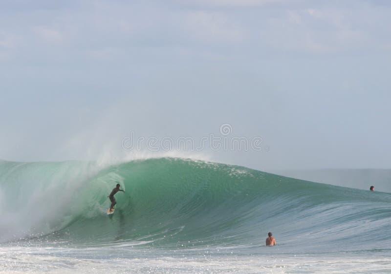 Surf. Ing stock photo