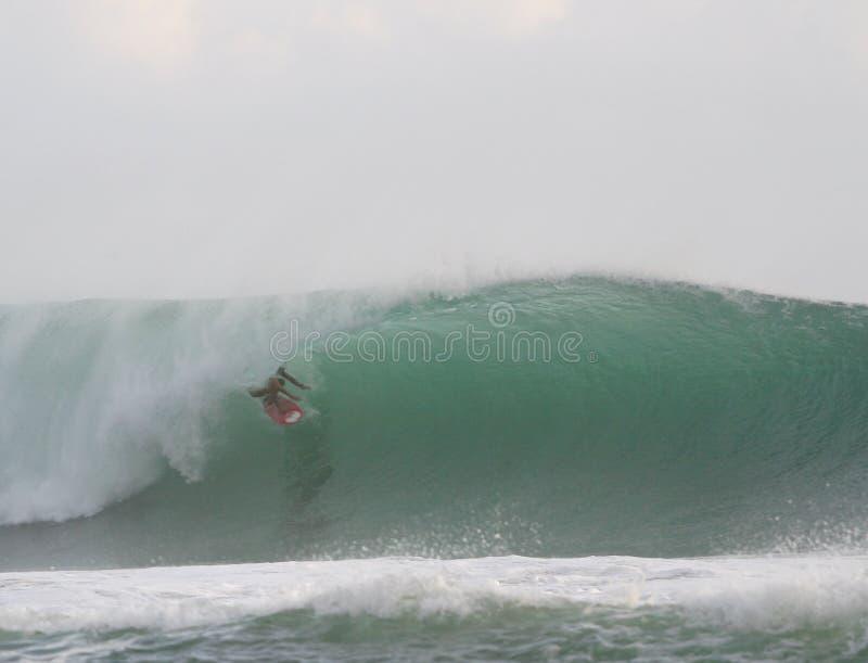 Surf. Ing royalty free stock images