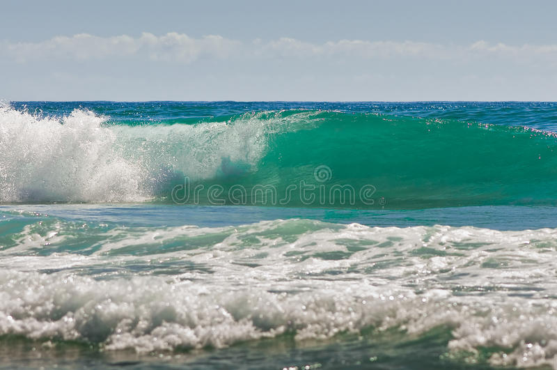Download Surf stock photo. Image of deep, beach, force, spray - 12705584