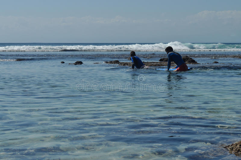 surf fotografie stock