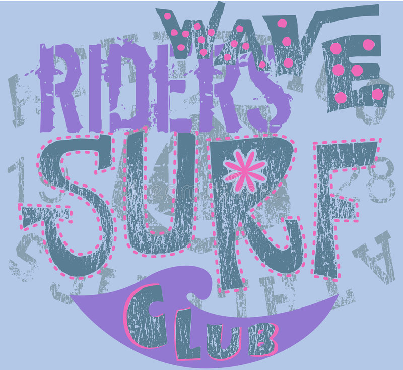 Download Surf Club Royalty Free Stock Photos - Image: 4581988