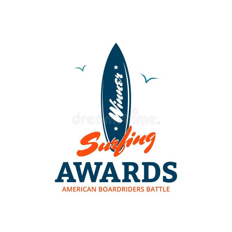 Surf logo stock vector. Illustration of design, sport ...