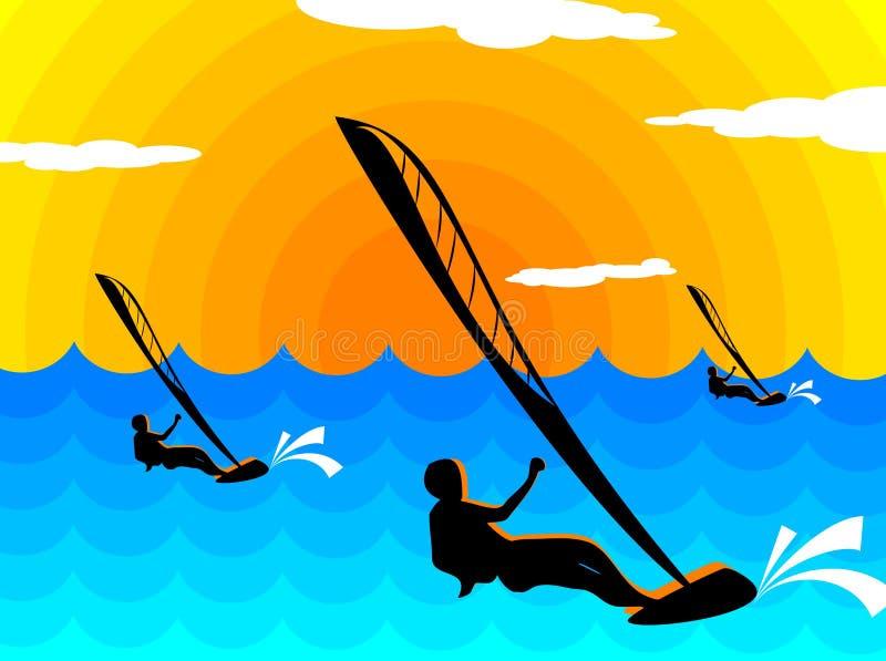 Download Surf Sun Stock Image - Image: 2302171