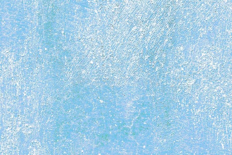 Surfac грязи Grungy стены капания предпосылки текстуры конкретной голубое грубое стоковое изображение