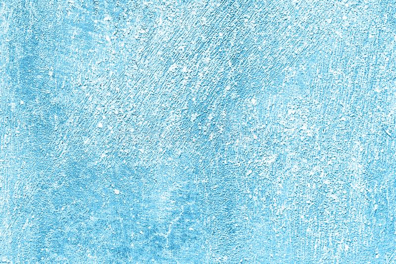 Surfac грязи Grungy стены капания предпосылки текстуры конкретной голубое грубое стоковое фото rf