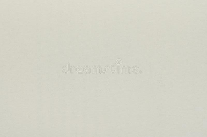 Surface of beige color paper sheet stock photo