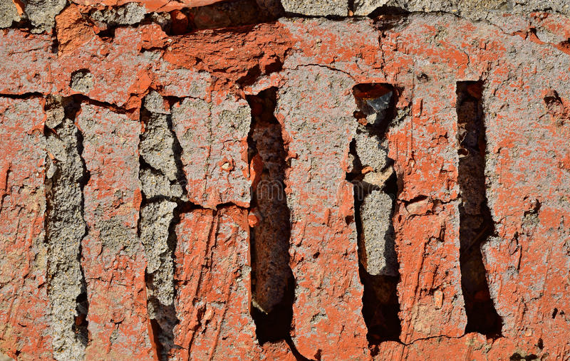 Surface Of Brick 1 Stock Images