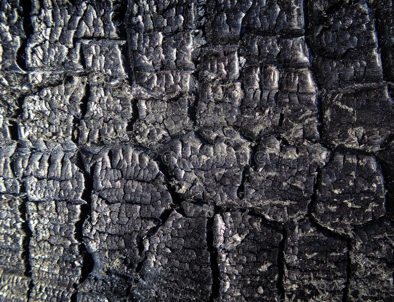 The surface of the coal. The surface of the black coal stock image