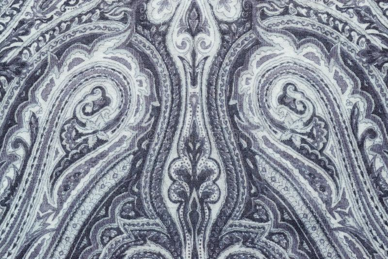Surface d'une écharpe de batiste photographie stock