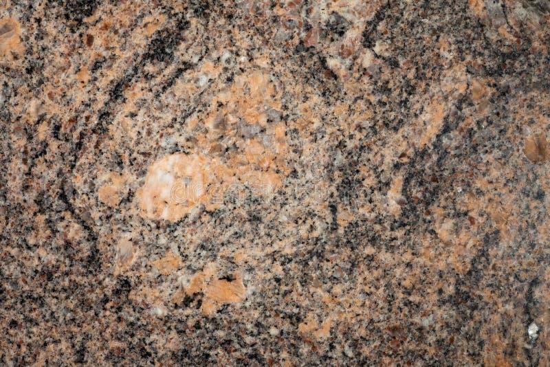Surface de brame polie de granit photographie stock libre de droits
