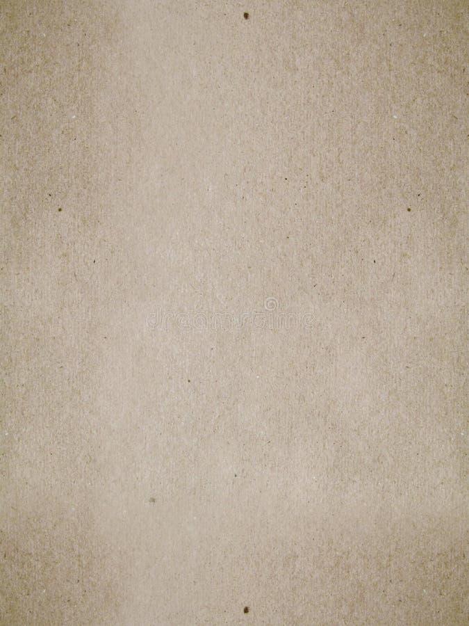 Surface de Brown Papier d'emballage, texture sans couture image stock