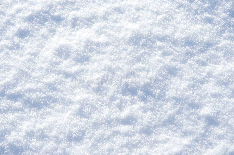 Surface de neige. photo libre de droits