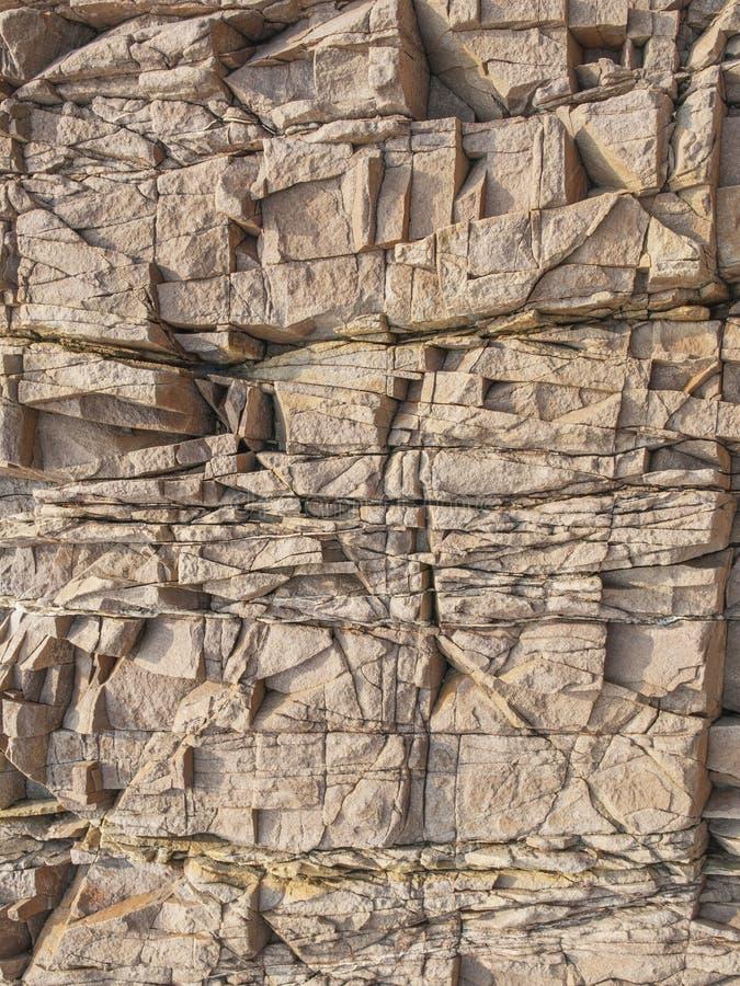 Surface de pierre brune images stock