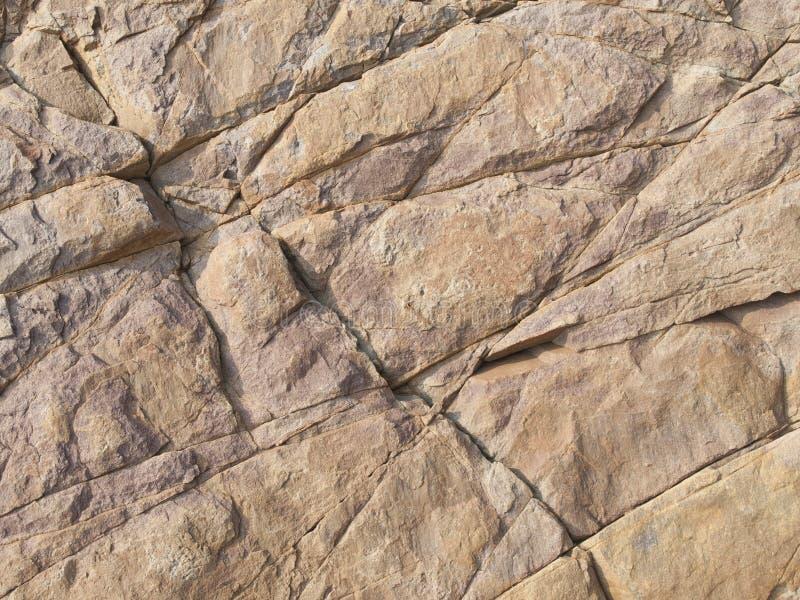 Surface de pierre brune photographie stock