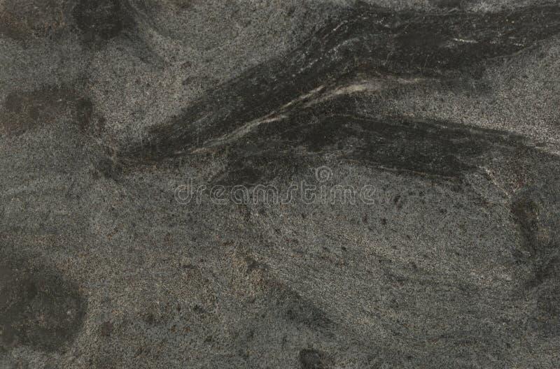 Surface du granit. Couleurs noires et grises. photo libre de droits