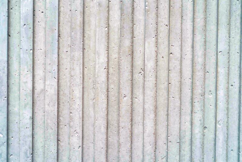 Surface en béton à nervures pour la fin abstraite de fond image libre de droits