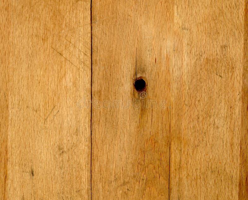 Surface en bois de Brown illustration libre de droits