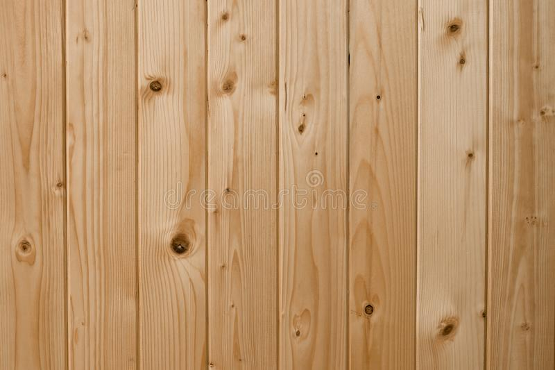 Surface en bois de pin blanc Fond de texture de bois de construction de grain Fond en bois de texture, barri?re de mur en bois de images libres de droits