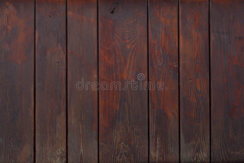 Surface en bois de vintage rouge-brun comme fond ou contexte photos libres de droits